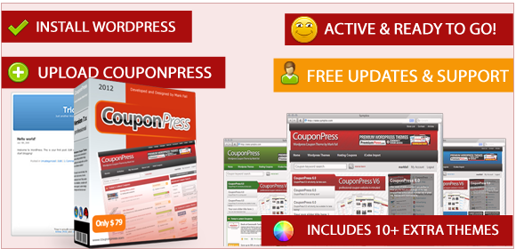 coupon script features start a coupon website today